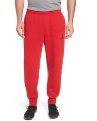 c09dbea358c704 Lyst - Nike Jordan Aj11 Hybrid Pants in Red for Men