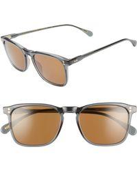 eea3084455 Lyst - Kaenon  burny  62mm Polarized Sunglasses in Brown for Men