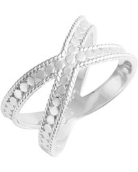 Anna Beck - 'gili' Crossover Ring - Lyst