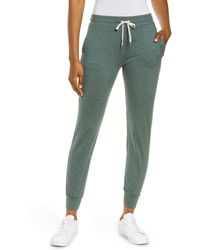 Vuori Pocket Performance Sweatpants - Green