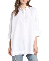 AG Jeans - Frequency Oversize Tunic - Lyst