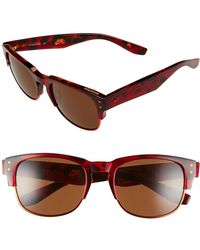 Nike - Volition 54mm Sunglasses - - Lyst