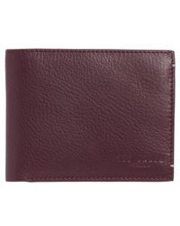 Ted Baker | Davus Leather Wallet | Lyst