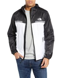 The North Face - Rage Novelty Cyclone 2.0 Jacket In White - Lyst