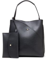 Sole Society - Hingi Faux Leather Tote - - Lyst