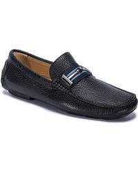 Bugatchi Monza Driving Shoe - Black