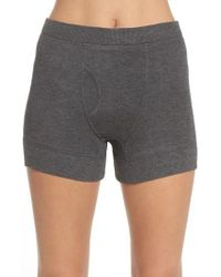 Honeydew Intimates - Double Knit Boyshorts - Lyst