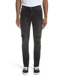 Ksubi - Chitch Boneyard Skinny Fit Jeans - Lyst
