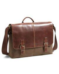Boconi - 'bryant' Messenger Bag - - Lyst