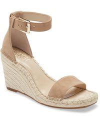 Vince Camuto Meddrina Ankle Strap Sandal - Multicolor