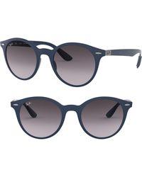 Ray-Ban - Phantos 50mm Sunglasses - - Lyst