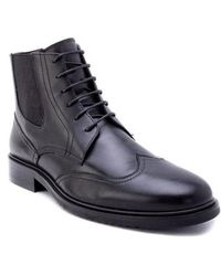 Zanzara - Morell Lace-up Chelsea Boot - Lyst