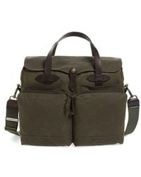 Filson   '24 Hour' Tin Cloth Briefcase   Lyst