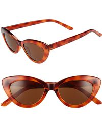 BP. - 51mm Cat Eye Sunglasses - Tort - Lyst