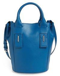 Danielle Nicole | Lennon Leather Bucket Bag | Lyst