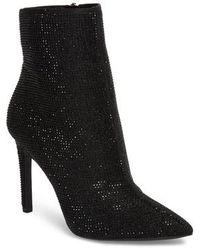Jessica Simpson | Pelina Embellished Bootie | Lyst
