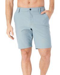 7 Diamonds Infinity Shorts - Blue
