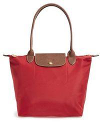 Longchamp - 'small Le Pliage' Shoulder Bag - Lyst