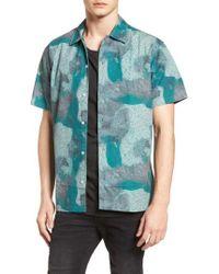 Tavik - Villa Desert Woven Shirt - Lyst
