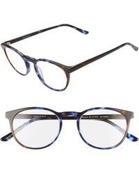 Corinne Mccormack Margot 49mm Reading Glasses - Multicolor