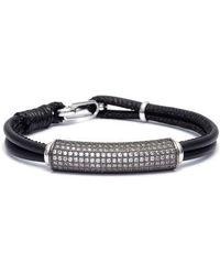 Elise M - Sorella Leather Bracelet - Lyst
