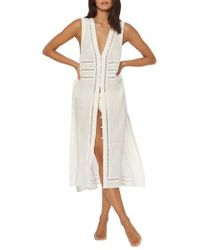 Dolce Vita - Cover-up Maxi Dress - Lyst