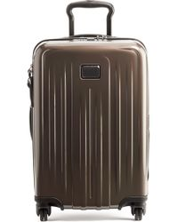 Tumi V4 Collection 22-inch International Expandable Spinner Carry-on - Multicolour