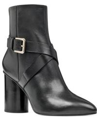 Nine West - Cavanagh Pointy Toe Bootie - Lyst