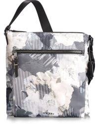 Tumi - Voyageur - Canton Print Nylon Crossbody Bag - Lyst
