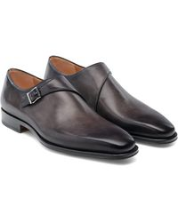 Magnanni - Hermosa Water Resistant Monk Shoe - Lyst