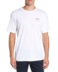 Travis Mathew - Tranquilize Graphic T-shirt - Lyst