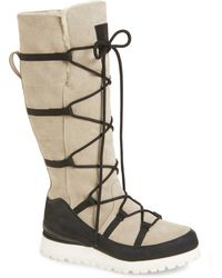 The North Face - Cryos Knee High Waterproof Boot - Lyst