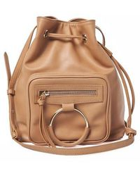 Urban Originals - Casual Affair Vegan Leather Bucket Bag - Lyst