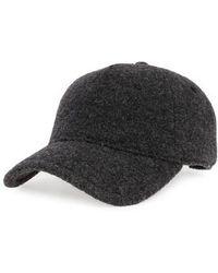 Rag & Bone - Marilyn Wool Baseball Cap - - Lyst