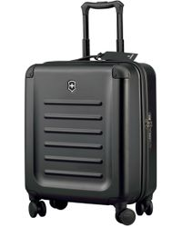 Victorinox Victorinox Swiss Army 'spectra 2.0' Extra Capacity Hard Sided Rolling Carry-on - Black