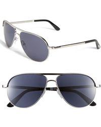 Tom Ford - Marko Metal Aviator Sunglasses - Lyst