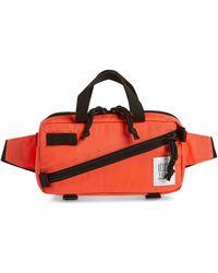Topo Mini Quick Pack Belt Bag - Black