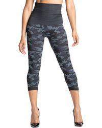 PREGGO LEGGINGS - Snapback High Waist Crop Postpartum Leggings - Lyst