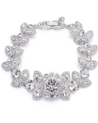 Givenchy - Large Crystal Bracelet - Lyst
