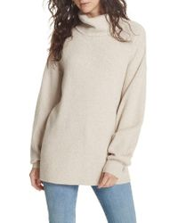 Free People - Knit Tunic - Lyst