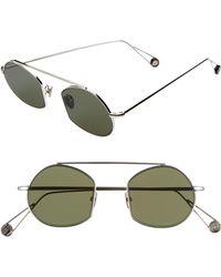 Ahlem - Victoire 47mm Aviator Sunglasses - Lyst