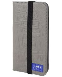 Hex - R2-d2 Iphone 6/6s/7/8 Plus Wallet Case - Lyst