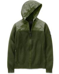 Canada Goose - Windbridge Hooded Sweater Jacket - Lyst