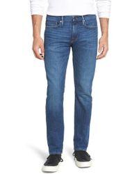 FRAME - L'homme Slim Straight Leg Jeans - Lyst