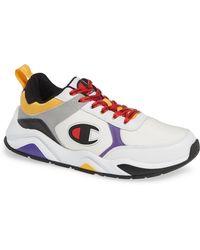 Champion - 93eighteen Sp Block Sneaker - Lyst