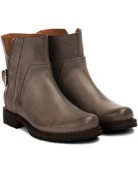 Frye Veronica Engineer Boot - Grey
