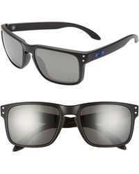 Oakley - Nfl Holbrook 57mm Sunglasses - Indianapolis Colts - Lyst