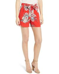 BISHOP AND YOUNG - Bishop + Young Wild Heart Shorts - Lyst