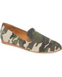 Veronica Beard Griffin Pointy Toe Loafer - Multicolor