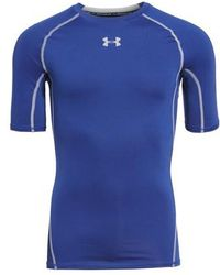 Under Armour | Heatgear Compression Fit T-shirt | Lyst